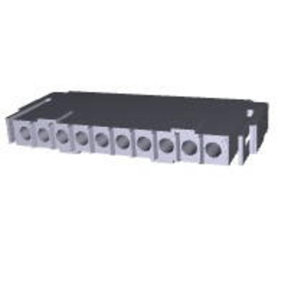 Ohišje kabelske vtičnice, skupno št. polov: 10 TE Connectivity 207396-1 razporeditev kontaktov: 5 mm 1 kos