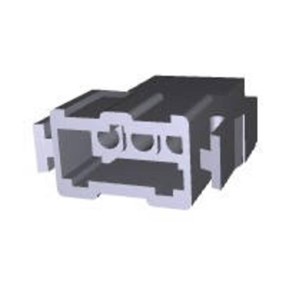 Ohišje kabelskega vtiča, skupno št. polov: 3 TE Connectivity 207359-1 razporeditev kontaktov: 5 mm 1 kos