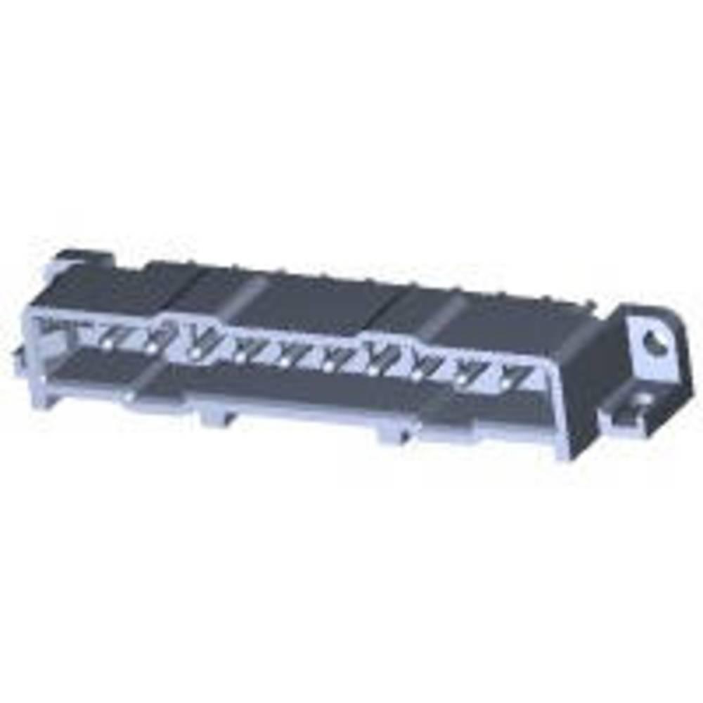 Ohišje vtiča za tiskano vezje, skupno št. polov: 10 TE Connectivity 207584-7 razporeditev kontaktov: 5 mm 1 kos