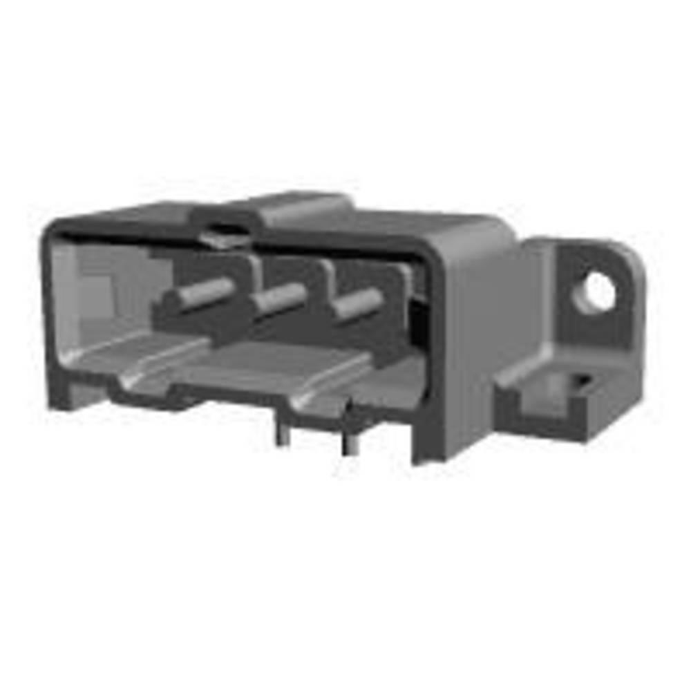 Stiftkabinet-printplade Metrimate Samlet antal poler 3 TE Connectivity 207541-7 Rastermål: 5 mm 1 stk