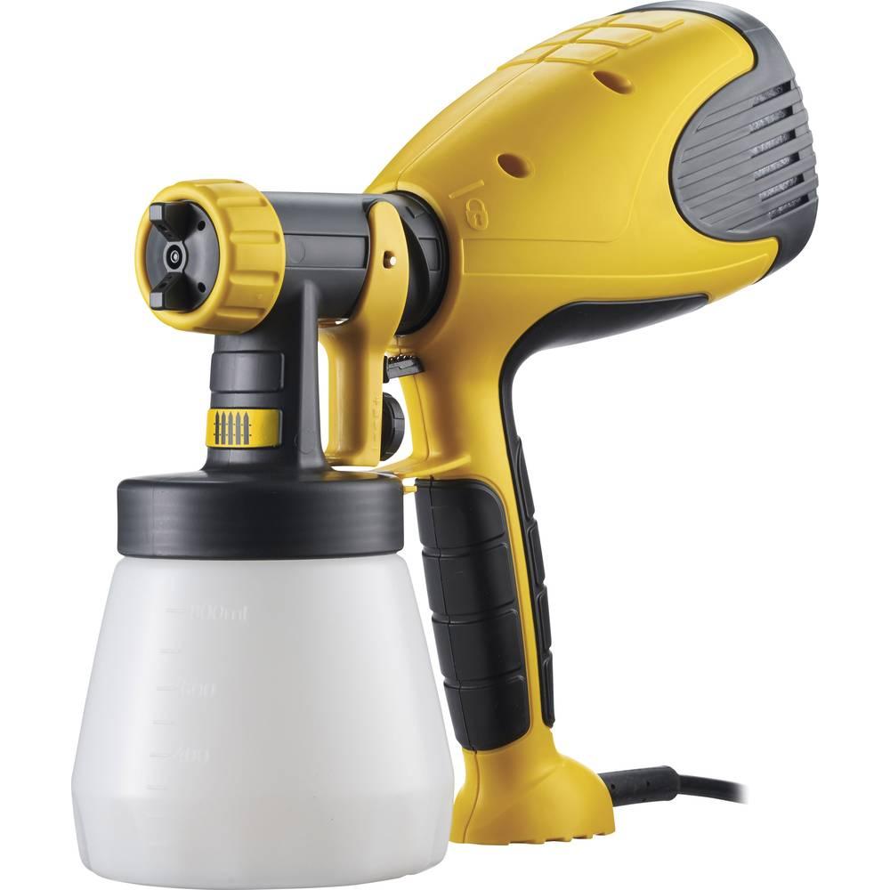 Wagner sustav za fino prskanje boje, raspršivač za drvo i metal W 100 800 ml 2361 507