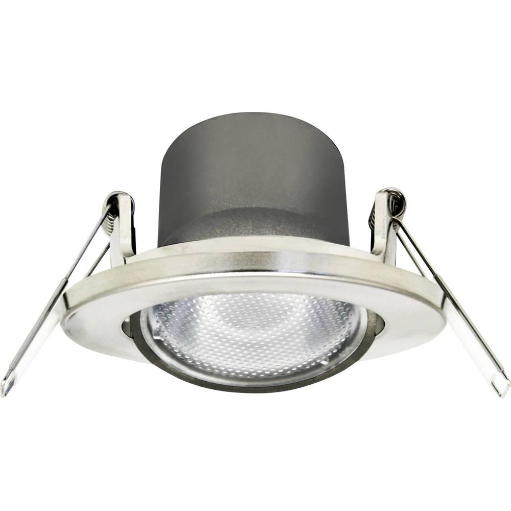 LED ugradbena svjetiljka 4 W topla bijela Megatron Chico MT76724 nikal