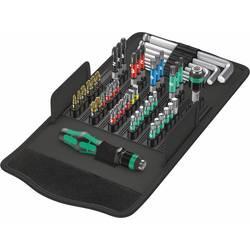 Set bit-nastavaka, 52-dijelni set Wera Kraftform Kompakt 100 05057460001 ravni, križni Pozidriv, križni Phillips, unutarnji TORX
