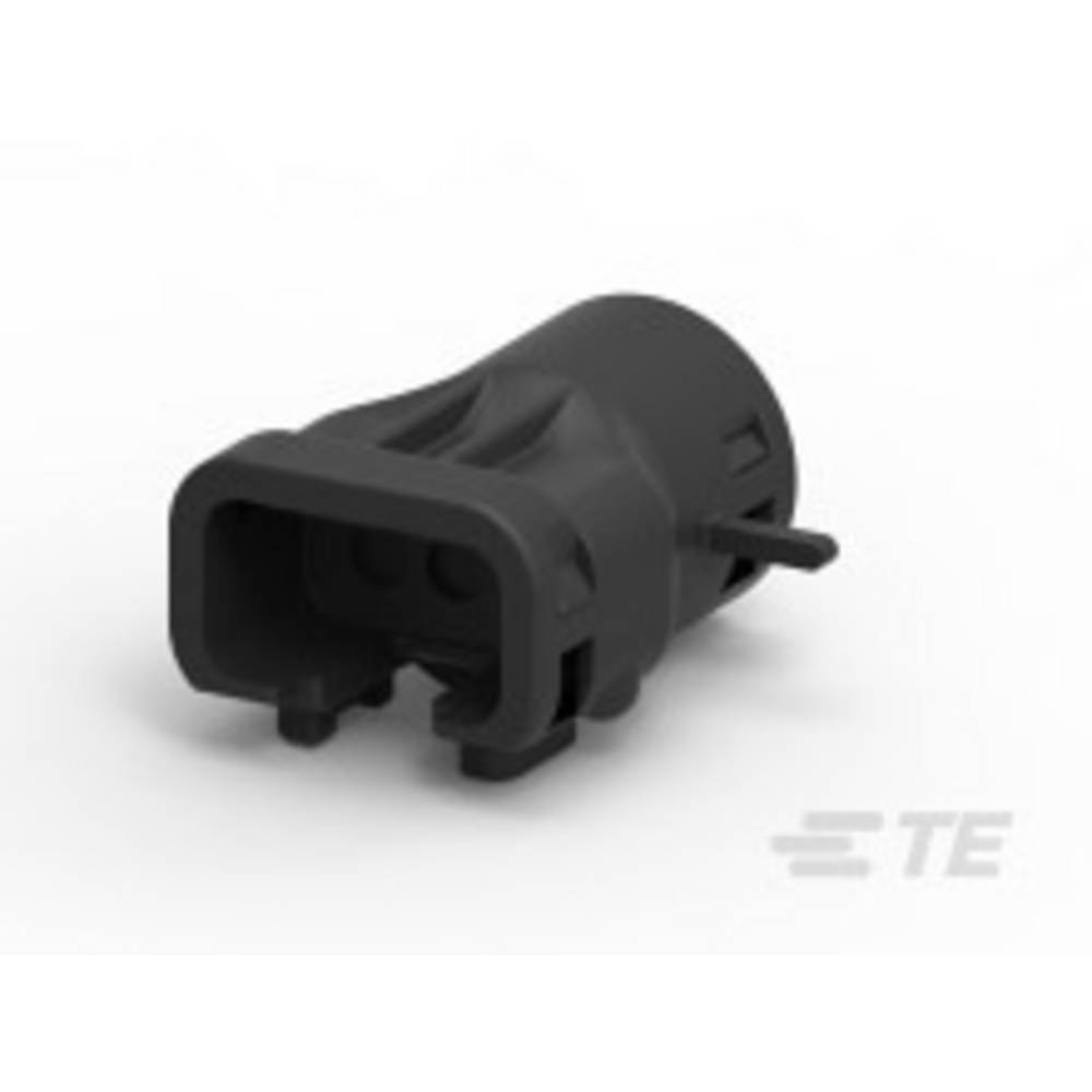Dodatna oprema za vtični priključek DTM serija, št. polov: 12 zaključna kapa za vtično ohišje 1028-015-1205 nemški 1 kos