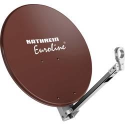 SAT antena 65 cm Kathrein KEA 650 material: alu- rdeč-rjav