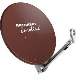SAT antena 85 cm Kathrein KEA 850 material: alu- rdeč-rjav