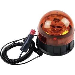 Rotorblink 12 V, 24 V via ledningsnet Magnetfod, Sugefod, Skruemontering Orange Berger & Schröter ECE R65 · E13 10R-04 12764 · E