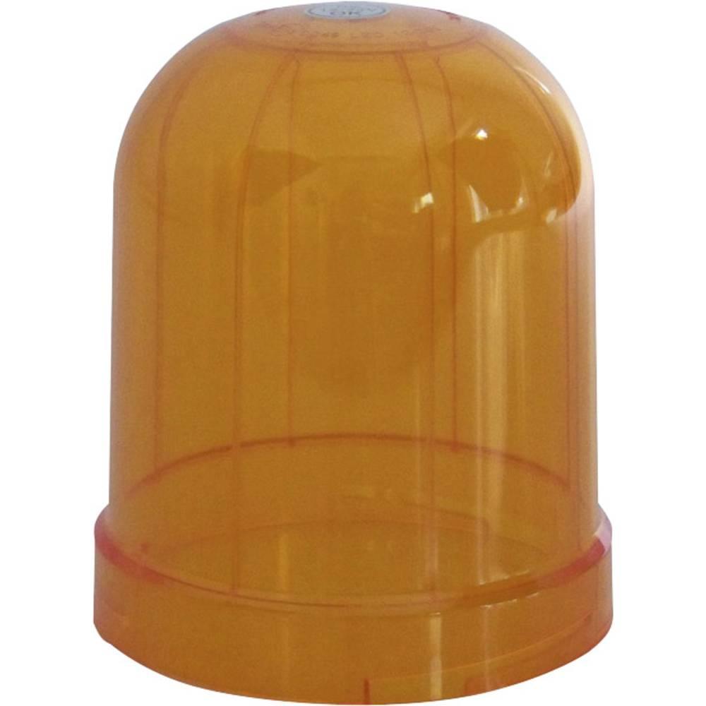 Nadomestni pokrov za okroglo luč oranžne barve Berger & Schröter primeren za=LED okroglo luč 20199 1 kos