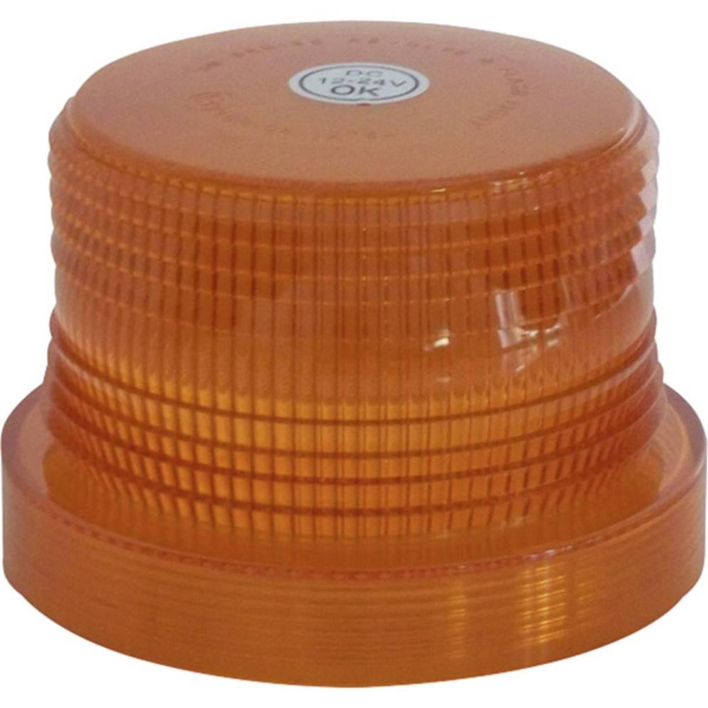 Nadomestni pokrov za okroglo luč oranžne barve Berger & Schröter primeren za=LED okroglo luč 20200 1 kos
