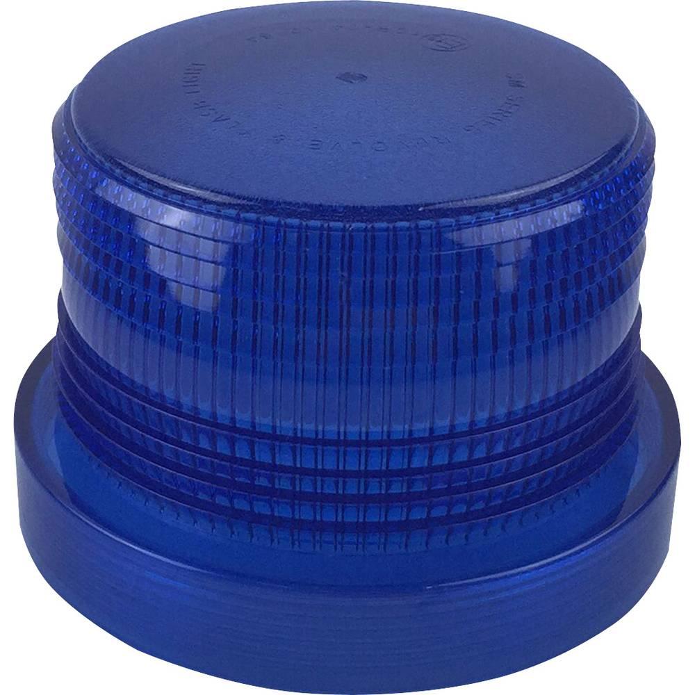 Nadomestni pokrov za okroglo luč modre barve Berger & Schröter primeren za=LED okroglo luč 20200 1 kos