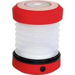 LED Campinglampe Eufab LED CAMPINGLATERNE Batteridrevet Rød