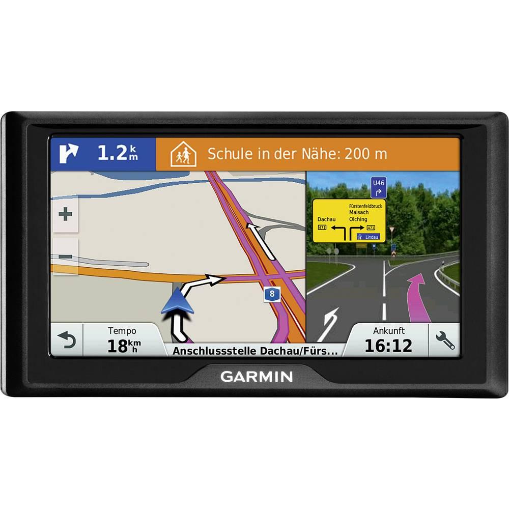 Navigation 6.1  Garmin Drive™ 60LMT CE Centraleuropa