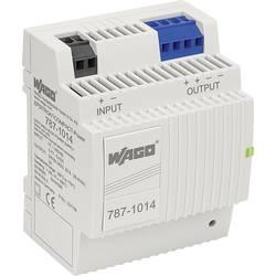 Strømforsyning til DIN-skinne (DIN-rail) WAGO 787-1014/072-000 1