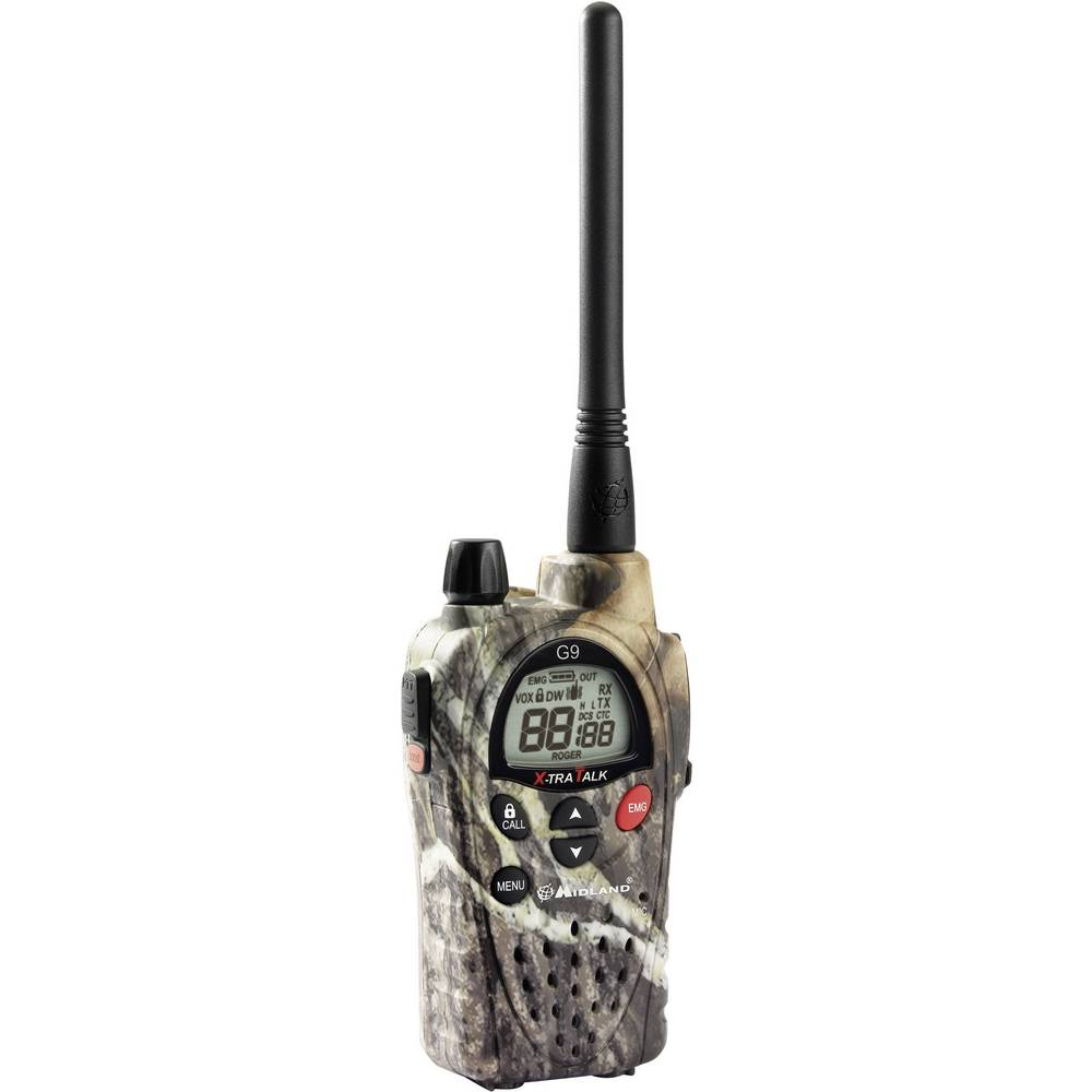 PMR-handradio Midland G9 Plus