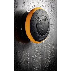 Bluetooth® zvočnik Boompods Aquapod s funkcijo prostoročno govorjenje, odporen na špricano vodo, udarce oranžna