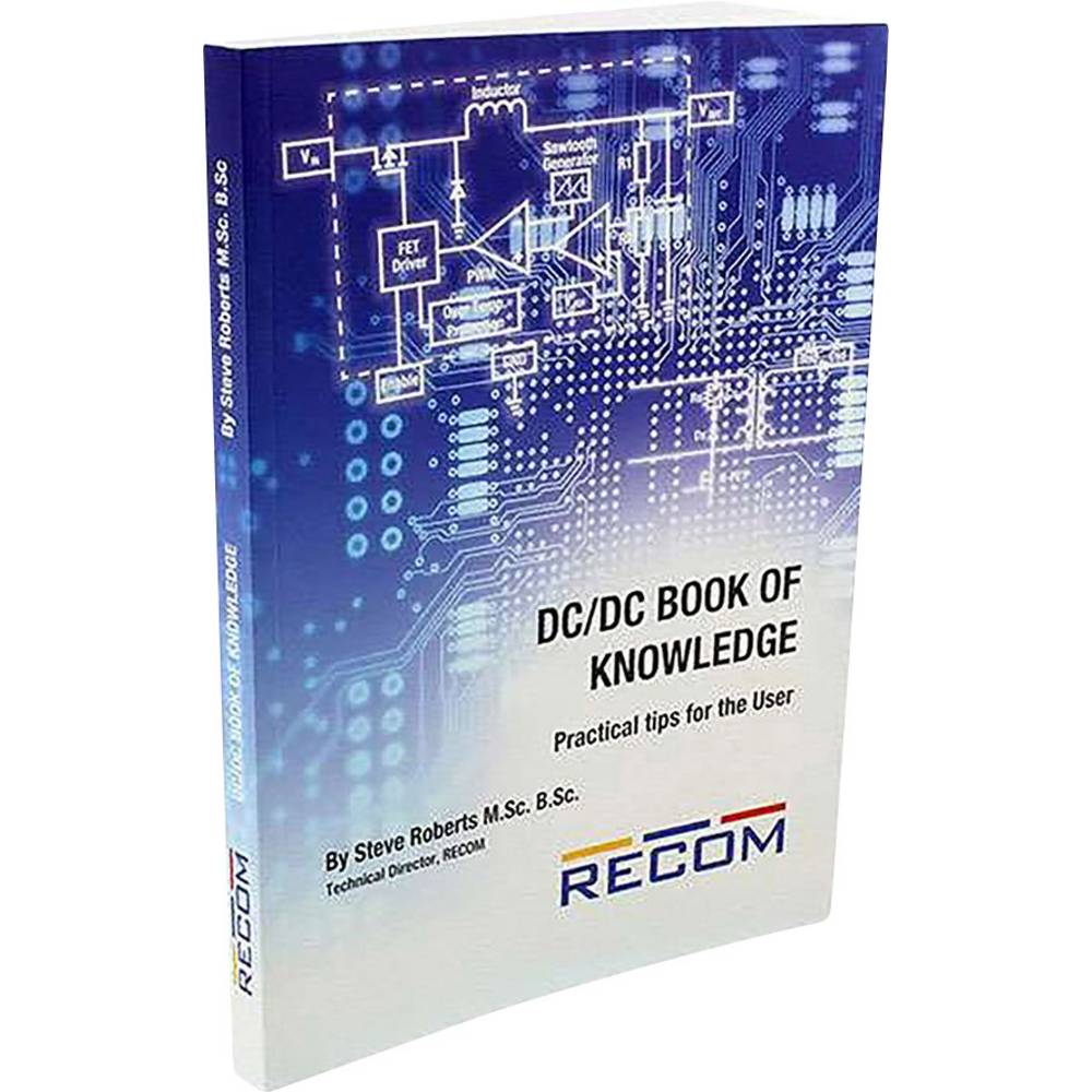 DC / DC-Book of Knowledge engelsk RECOM DC/DC BOOK OF KNOWLEDGE EN 234