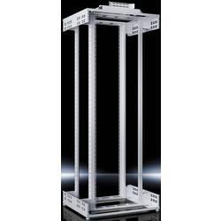 19 palčni Omrežna omara Rittal TE 8000 (Š x V x G) 600 x 2000 x 1000 mm 42 HE svetlo siva (RAL 7035)