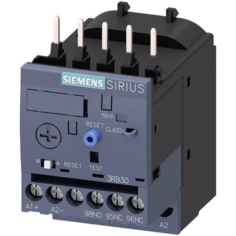 Relej za preopterećenje 1 zatvarač, 1 otvarač 1 kom. Siemens 3RB3016-1SB0