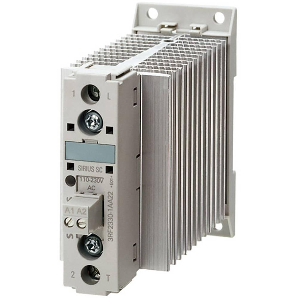 Polprevodniška zaščita 1 kos 3RF2330-1AA45 Siemens bremenski tok: 30 A preklopna napetost (maks.): 600 V/AC