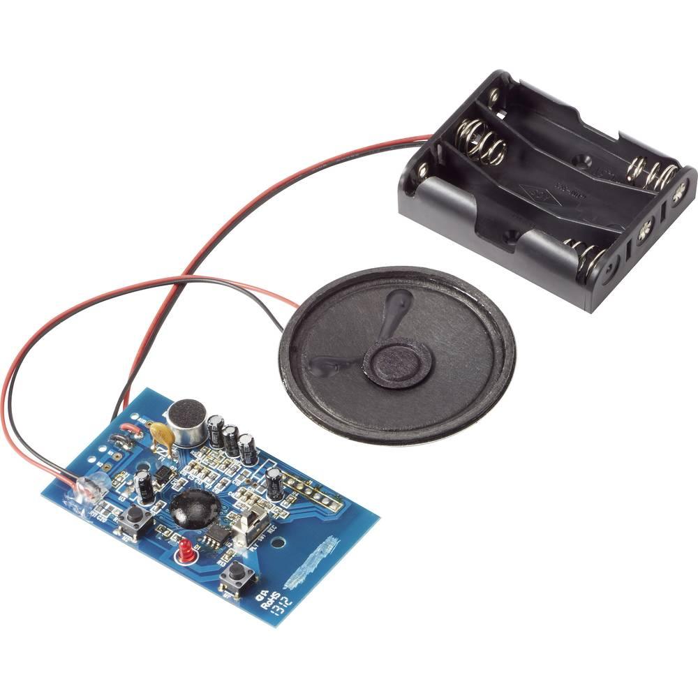 Modul za snimanje zvuka BRC34M Conrad Components ugradbeni element vrijeme snimanja 20 s
