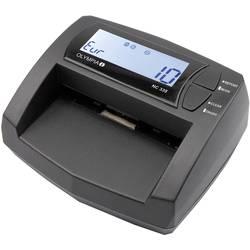 Tester denarja, Števec denarja Olympia NC 335 Za bankovce (nesortirano), Funkcija števca kosov / snopov, Števec vrednosti/dodatn