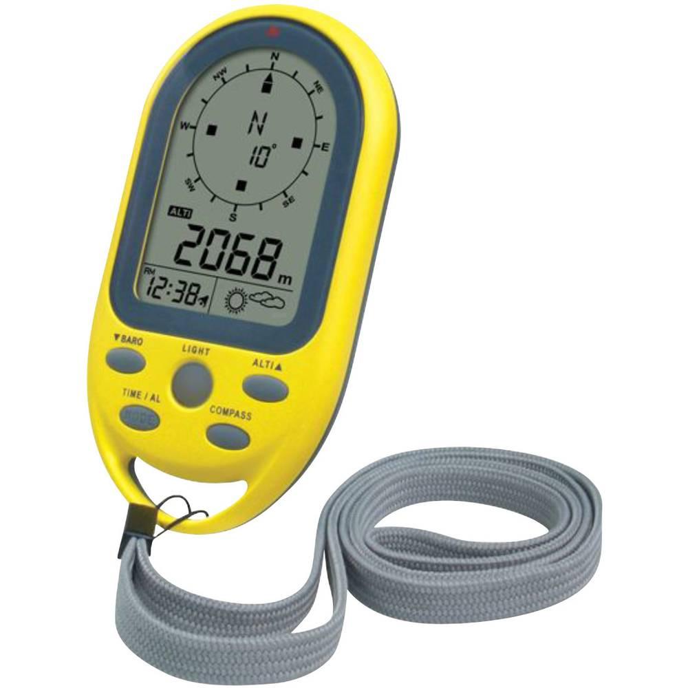 Techno Line, digitalnini merilnik višine z barometrom in kompasom, altimeter 05486 EA 3050