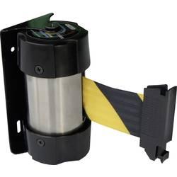 VISO RW20NJ stenska kaseta z izvlečnim trakom, črni, rumeni trak