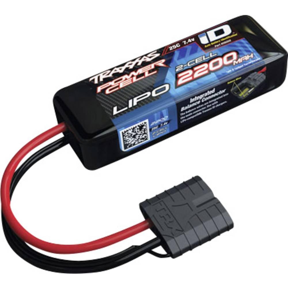 Akumulatorski paket (LiPo) 7.4 V 2200 mAh 25 C Traxxas Stick Traxxas iD