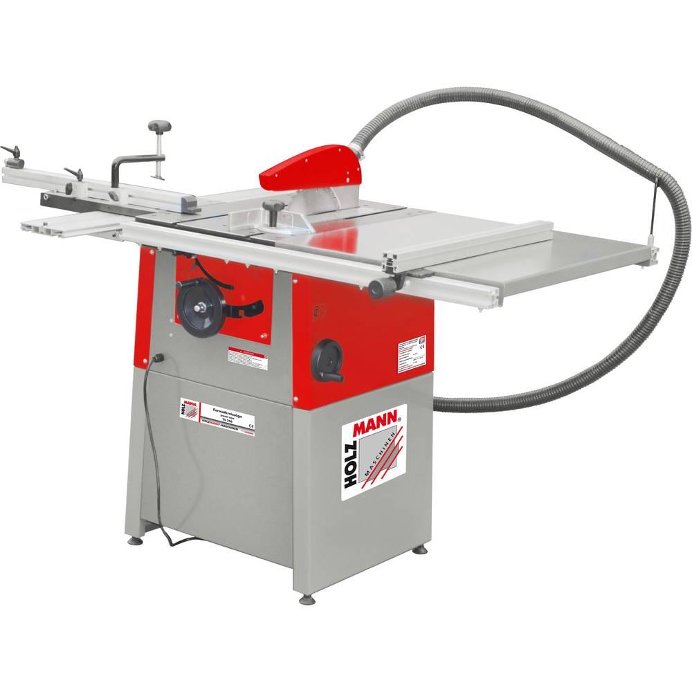Holzmann Maschinen namizna krožna žaga TS250 230 V TS250_230V dimenzije (miza) 635 * 420 mm · 635 * 1000 mm (s podaljšanj