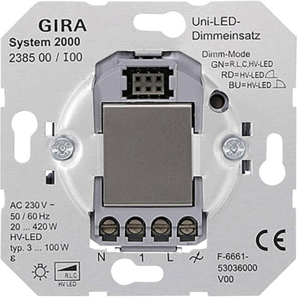 Operativni umetak za prigušni sustav 238500 GIRA Standard 55, E2, Event Klar, Event, Event Opak, Esprit, ClassiX, System 55