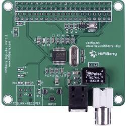 Raspberry Pi® Ljudkort HiFiBerry