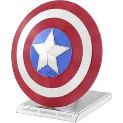 Metal Earth sestavni komplet Marvel Avangers Captain´s America Shield 502641