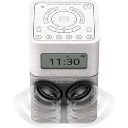 DAB+ Namizni radio Sony XDR-V1BTDW AUX, Bluetooth®, DAB+, NFC, UKV polnilni bela