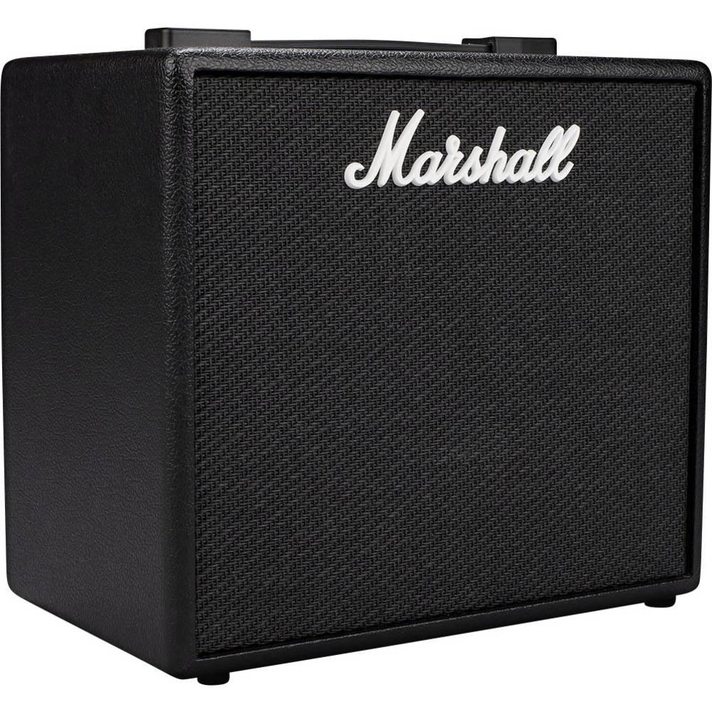 Ojačevalec za E-kitaro Marshall CODE 25, črna