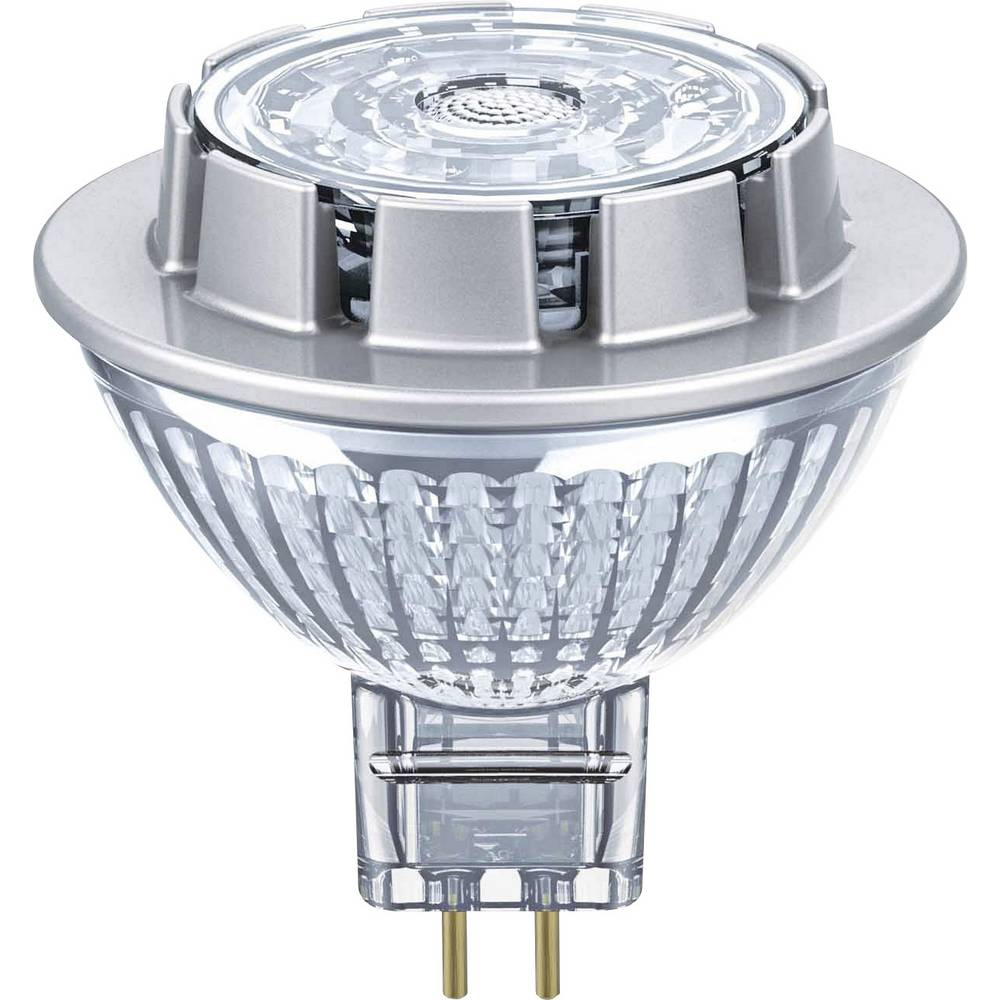LED GU5.3 Reflektor 7.8 W = 50 W topla bela (p x D) 51 mm x 53 mm EEK: A+ OSRAM zatemnilna 1 kos