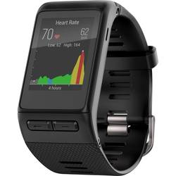 GPS sat za mjerenje pulsa s integriranim senzorom vivoactive HR Garmin veličina=M crna