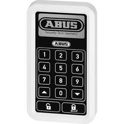 ABUS ABUS HomeTec Pro brezžična tipkovnica, bela CFT3000W