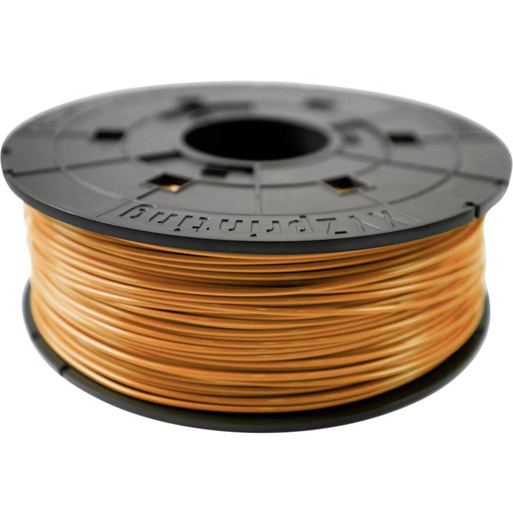 Filament XYZprinting PLA 1.75 mm oranžne barve 600 g Junior
