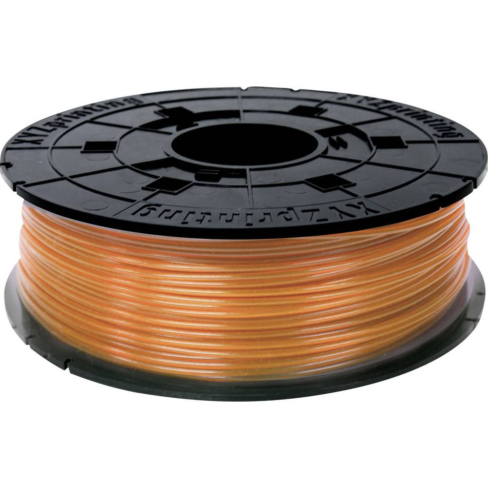 Filament XYZprinting PLA 1.75 mm oranžne barve 600 g ponovno napolnljiv