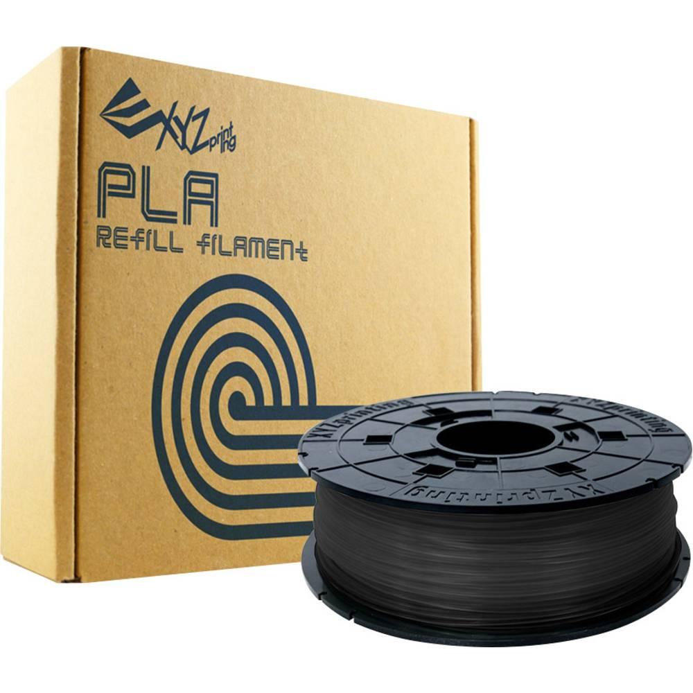 Filament XYZprinting PLA 1.75 mm črne barve 600 g ponovno napolnljiv