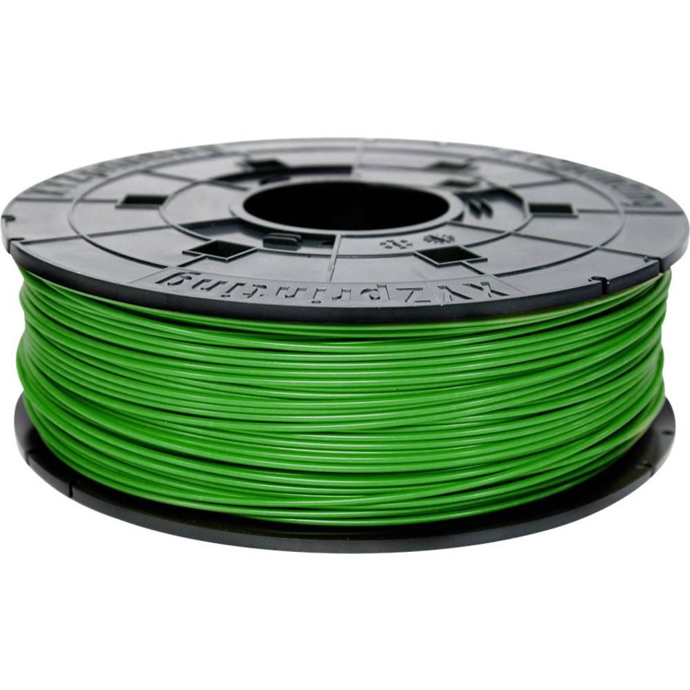 Filament XYZprinting PLA 1.75 mm zelene barve 600 g Junior