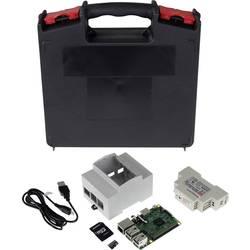 Raspberry Pi® 3 Model B Advanced-Set 1 GB vklj. z ohišjem, vklj. z napajalnikom