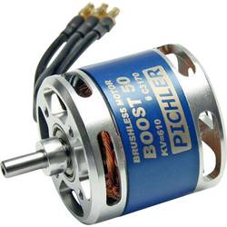 Pichler (C3170) brezkrtačni motor Boost 50 U/min na Volt 610 obratov