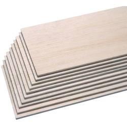 Pichler Balsa-plošča (D x Š x V) 1000 x 100 x 0.8 mm