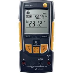 Handmultimeter digital testo 760-1 CAT III 600 V, CAT IV 300 V
