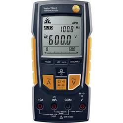 Handmultimeter digital testo 760-2 CAT III 1000 V, CAT IV 600 V