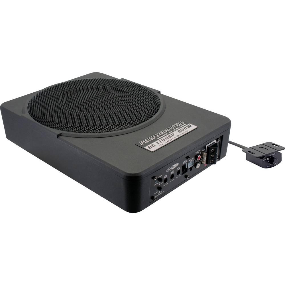 Avtomobilski nizkotonec, aktivni 800 W Caliber Audio Technology BC110USP