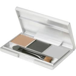 Tamiya 87085 barva v prahu za modelno železnico rja, siva (kovinska), srebrna 1 set