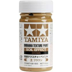 Tamiya 87108 modelirno polnilo rjava 100 ml