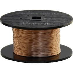 Lakirana bakrena žica vanjski promjer (uklj. izolacijom)=0.23 mm 100 m BELI-BECO